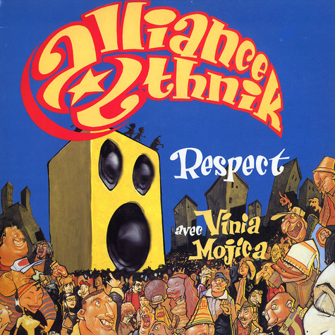 Alliance Ethnik - Respect feat. Vinia Mojica