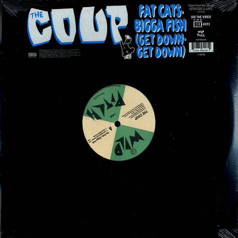 Coup - Fat Cats bigga fish (get down-get down)