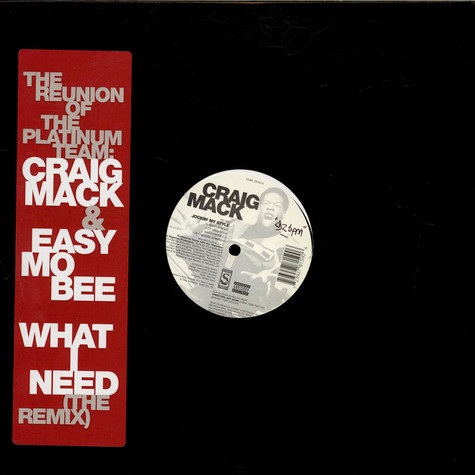 Craig Mack - What I Need (The Remix)