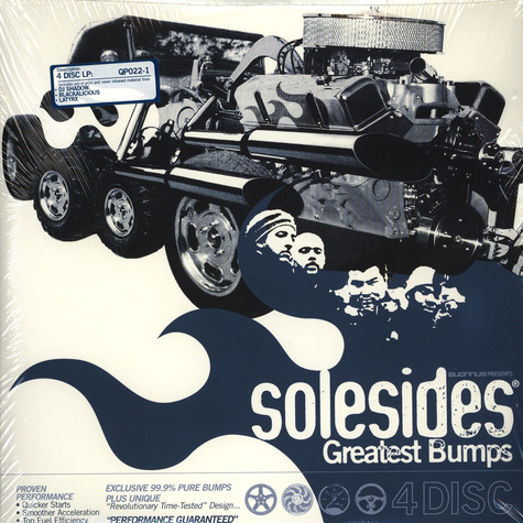 Solesides - Greatest Bumps