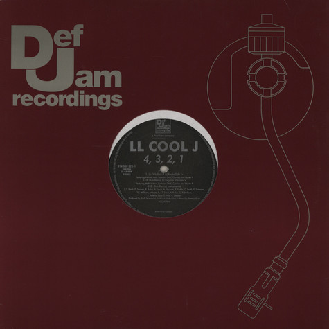 LL Cool J - 4,3,2,1 featuring Redman, DMX, Method Men