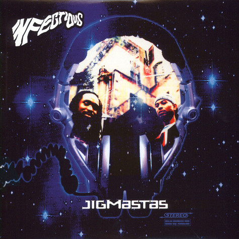 Jigmastas - Infectious