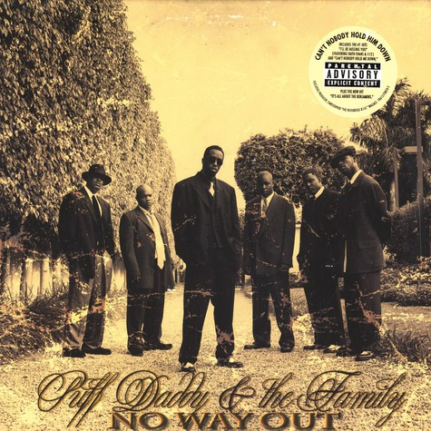 Puff Daddy and The Family - No Way Out