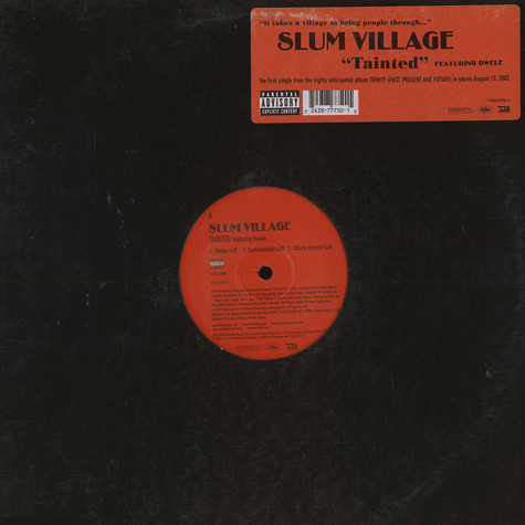 Slum Village - Tainted