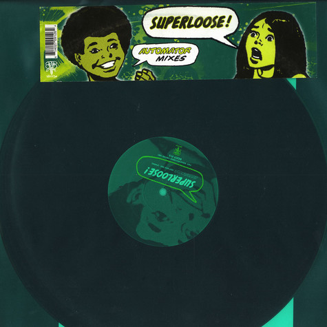 Dan The Automator - Superloose