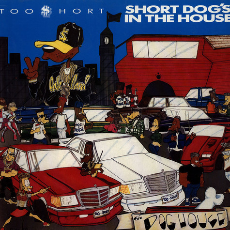 Too Short - Short dog's in the house