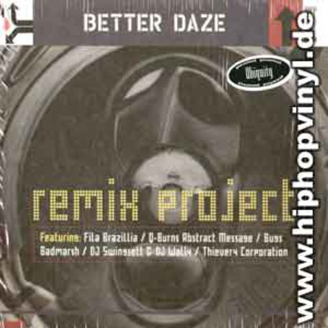 V.A. - Better daze remix project