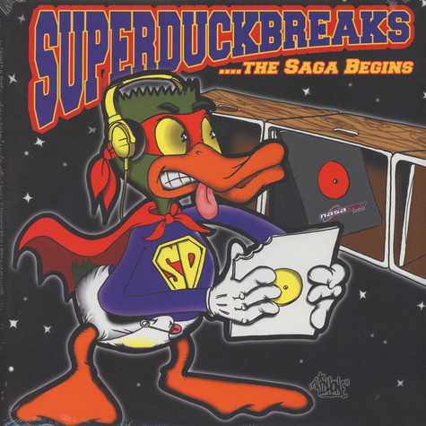 Super Duck Breaks - ... the saga begins