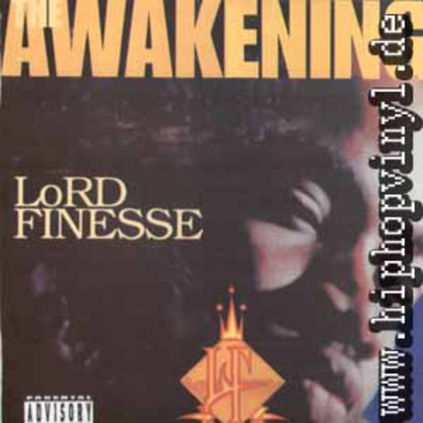 Lord Finesse - The Awakening
