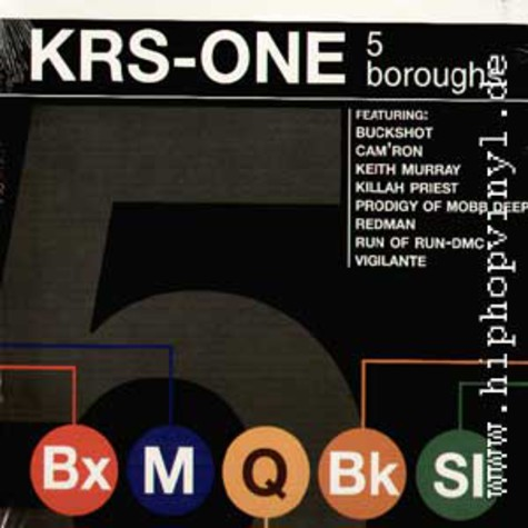 Krs One - 5 boroughs