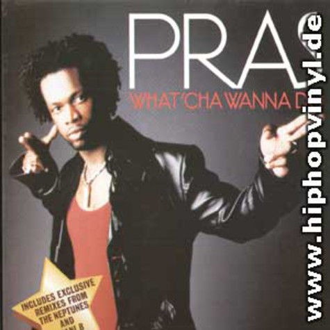 Pras - What'cha wanna do