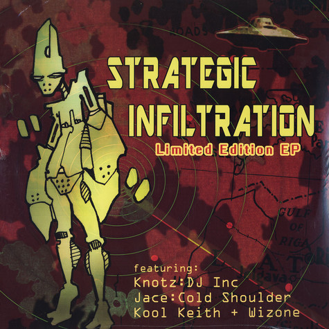 V.A. - Strategic  Infiltration