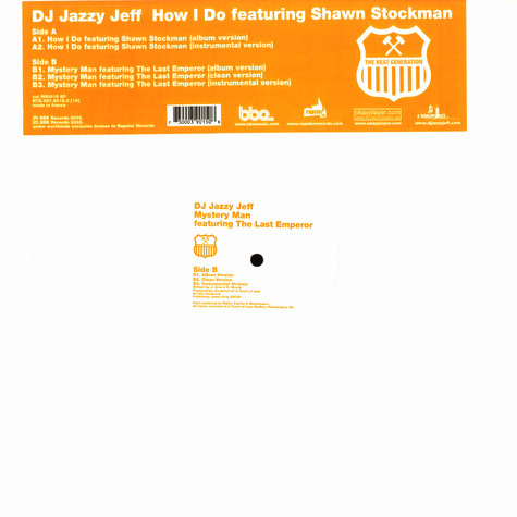 DJ Jazzy Jeff - How I do feat. Shawn Stockman
