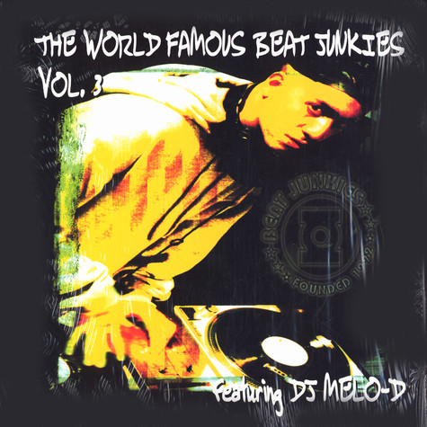 V.A. - The World Famous Beat Junkies Volume 3