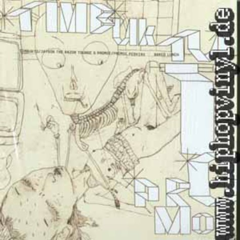 Promoe & Timbuktu - Naked lunch / of men and mics