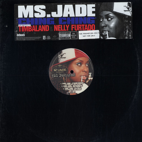Ms.Jade - Ching ching feat. Timbaland & Nelly Furtado