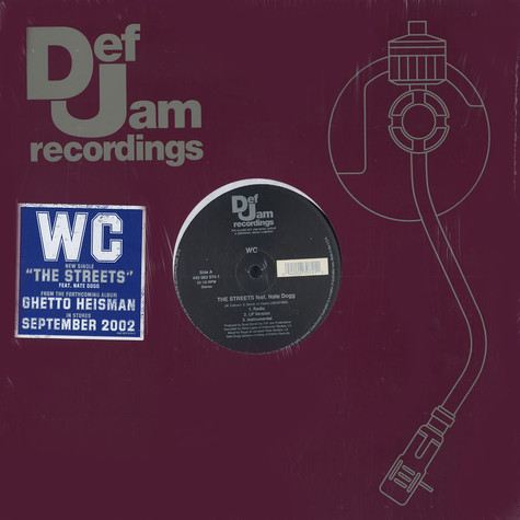 WC - The streets feat. Nate Dogg