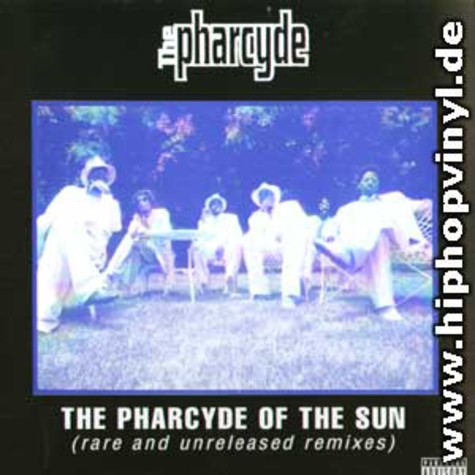 Pharcyde, The - The Pharcyde of the sun