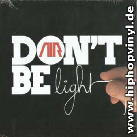 Air - Don't be light