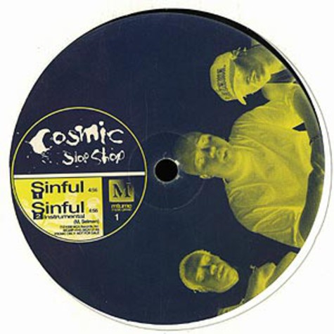 Cosmic Slop Shop - Sinful
