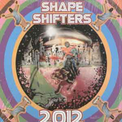 Shapeshifters - 2012