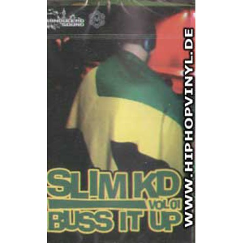 Slim KD - Buss it up Vol. 01