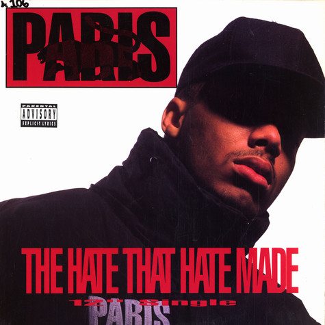 Paris - The hate that hate made