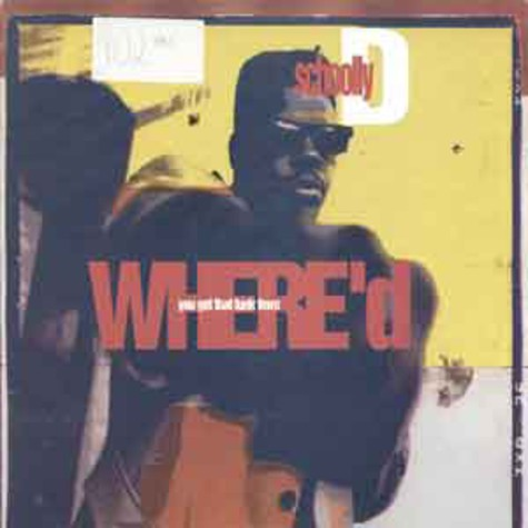 Schoolly D - Where'd you get that funk from