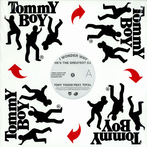 Tony Touch - I wonder why feat. Total