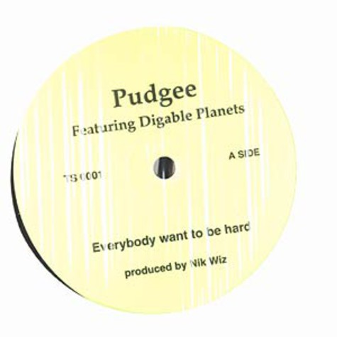 Pudgee - Everybody wants to be hard feat. Digable Planets