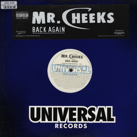 Mr.Cheeks of Lost Boyz - Back again