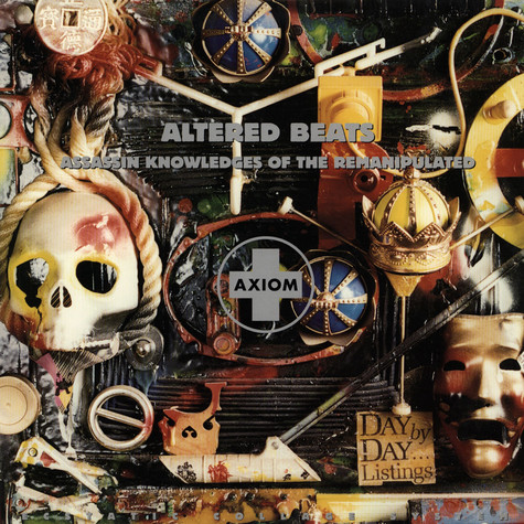 V.A. - Altered Beats - Assassin Knowledges Of The Remanipulated