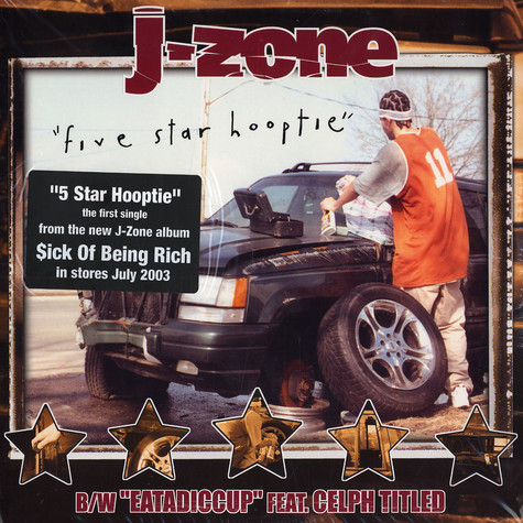 J-Zone - Five star hooptie