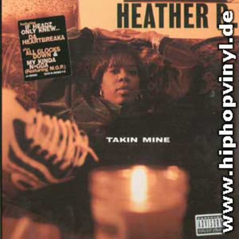 Heather B. - Takin mine