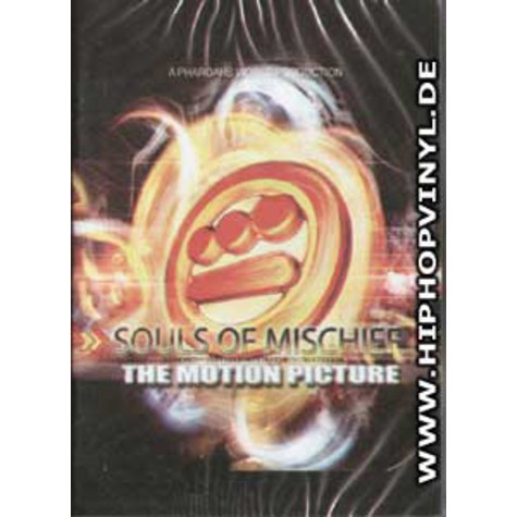 Souls of Mischief - The motion picture DVD