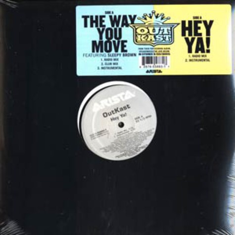 Outkast - The way you move / hey ya !