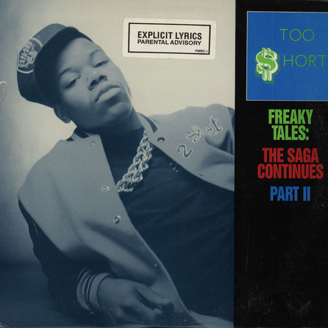 Too Short - Freaky Tales: The Saga Continues Part II