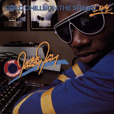 Jazzy Jay - Cold chillin in the studio