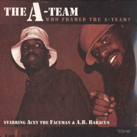 A-Team - Who framed the a-team ?
