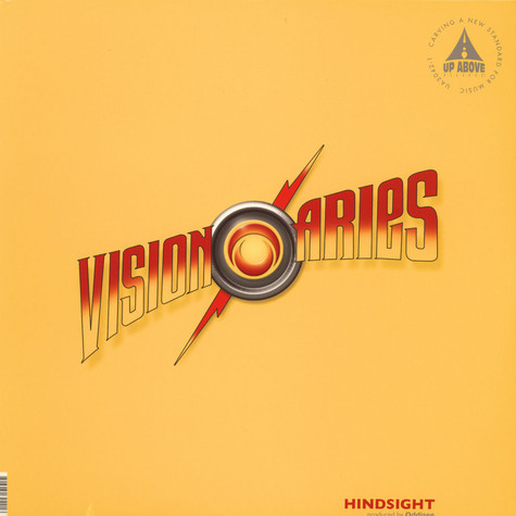 Visionaries / Writers Block - Hindsight / 4 U