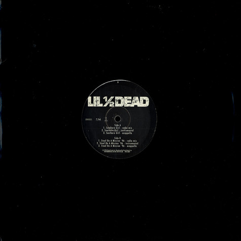 Lil 1/2 Dead - Southern girl