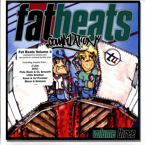 Fat Beats - Compilation volume 3