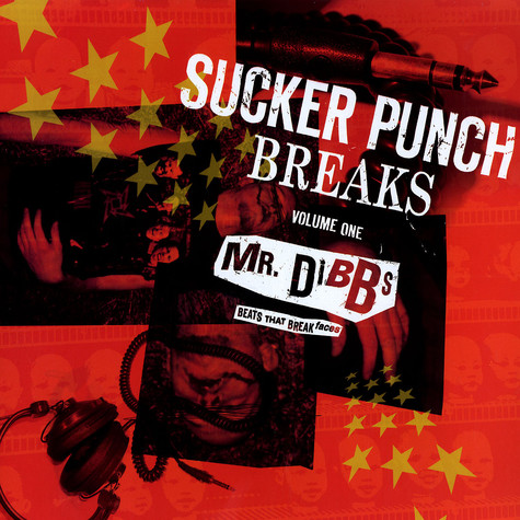 Mr.Dibbs - Sucker punch breaks vol. 1