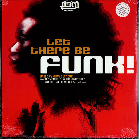 V.A. - Let there be funk