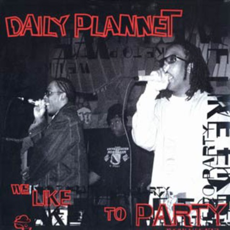 Daily Plannet - We like to party
