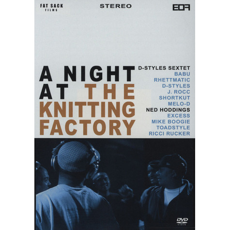 D-Styles - A Night At The Knitting Factory