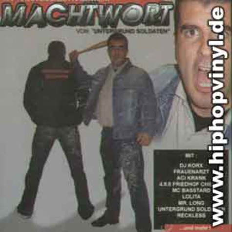 Machtwort - Machtwort