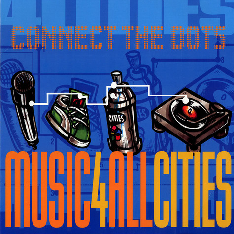 Connect The Dots - Music 4 All Cities
