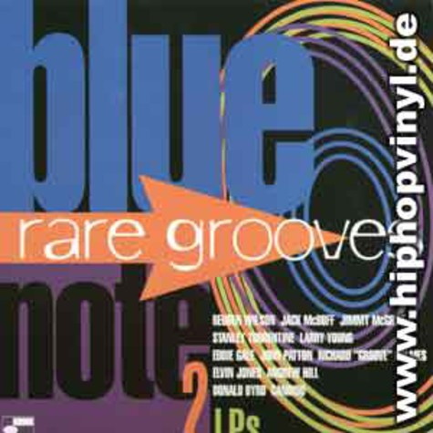 V.A. - Blue note rare grooves