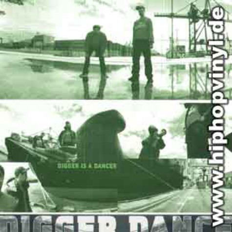 Digger Dance - Digger is a dancer